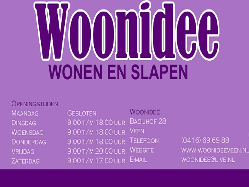 Logo woonidee